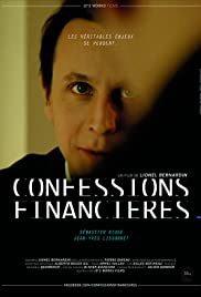Financial confessions Poster