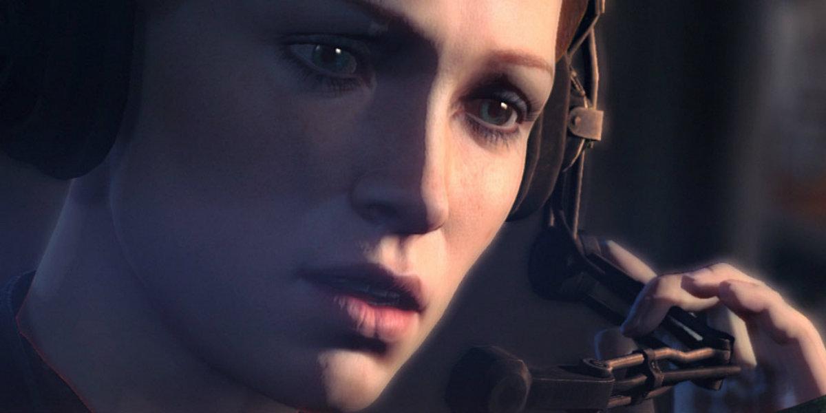Alicja Bachleda in Wolfenstein: The New Order (2014)