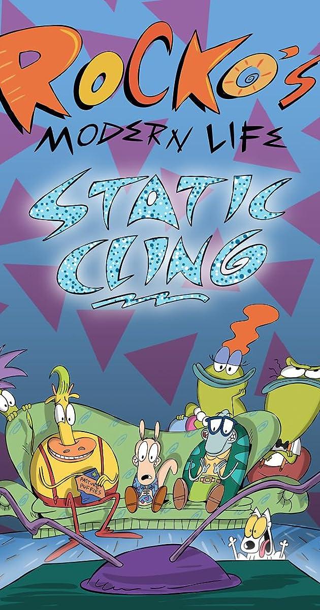 Doug Christmas Story Vhs.Rocko S Modern Life Static Cling Tv Short 2019 Imdb