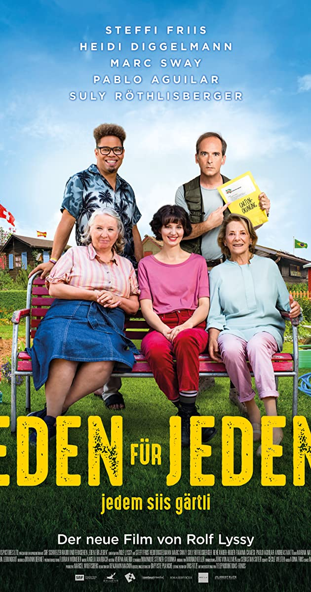 Eden Fur Jeden Tv Movie 2020 Imdb