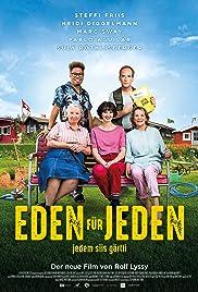 Eden für jeden Poster