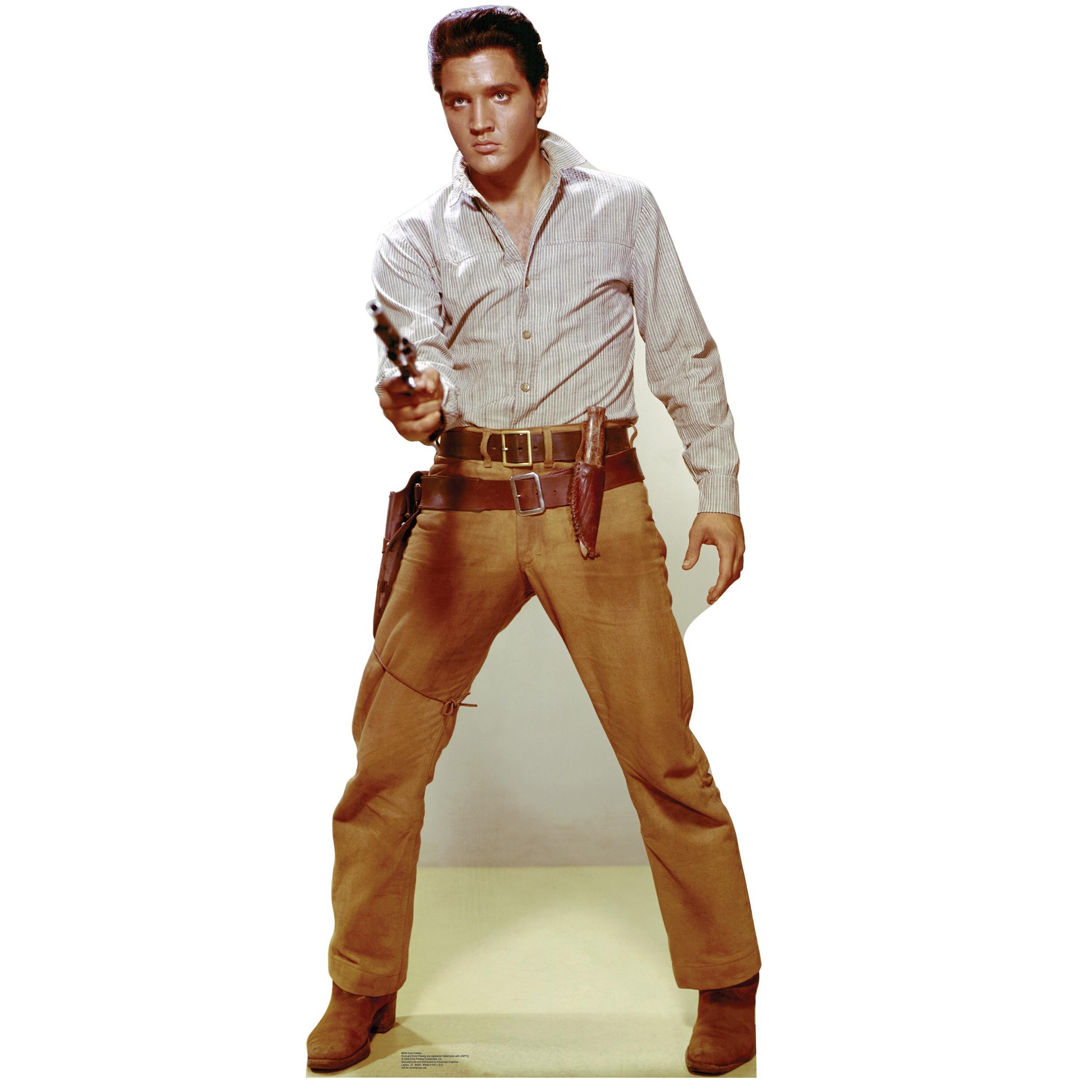 Elvis Presley in Flaming Star (1960)