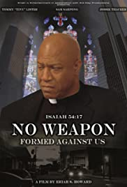 No Weapon Formed Against Us Poster