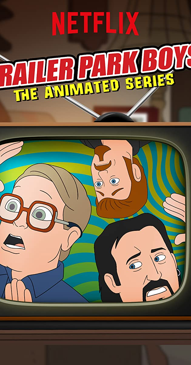 Download Trailer Park Boys: The Animated Series or watch streaming online complete episodes of  Season 1 in HD 720p 1080p using torrent