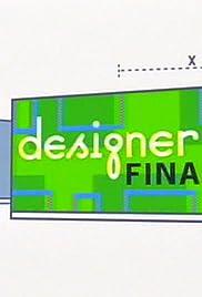 Designer Finals Poster