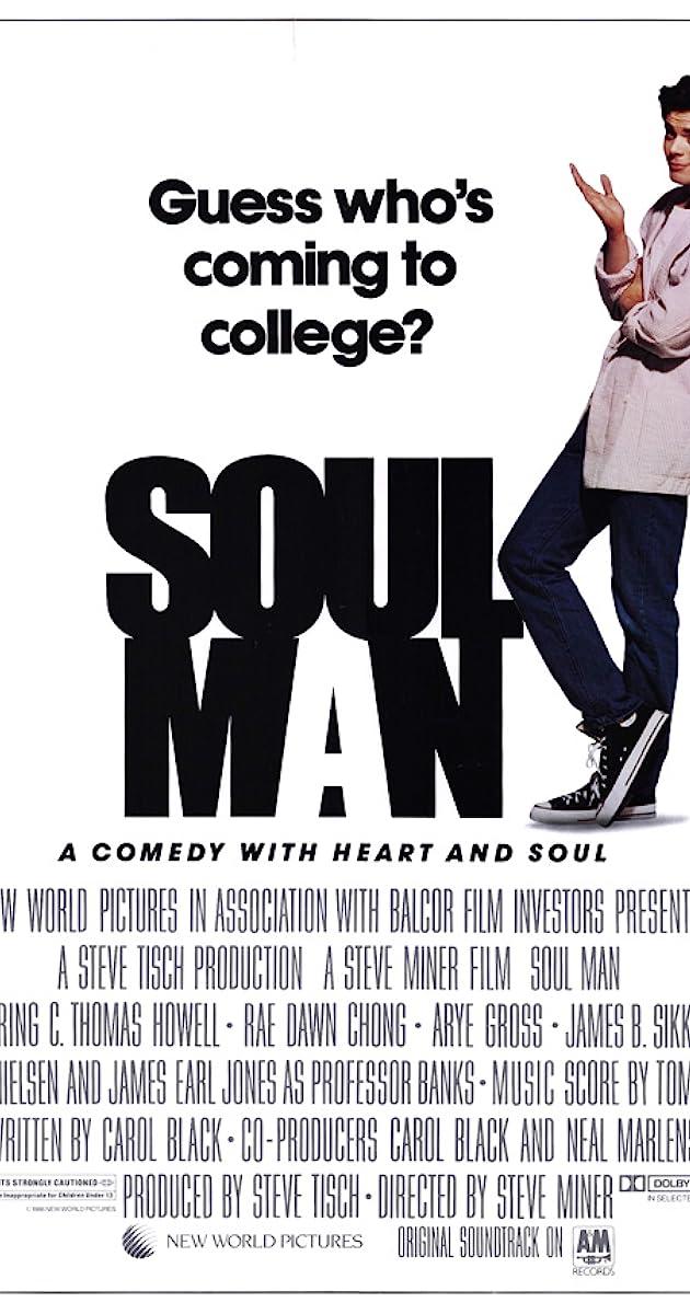 Watch Full HD Movie Soul Man (1986)