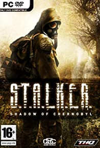 Primary photo for S.T.A.L.K.E.R.: Shadow of Chernobyl