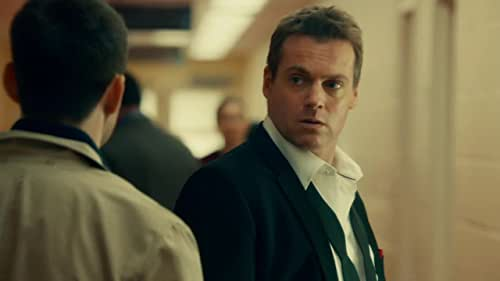Saving Hope: Charlie Encounters Someone Who Can See Him In The Hospital