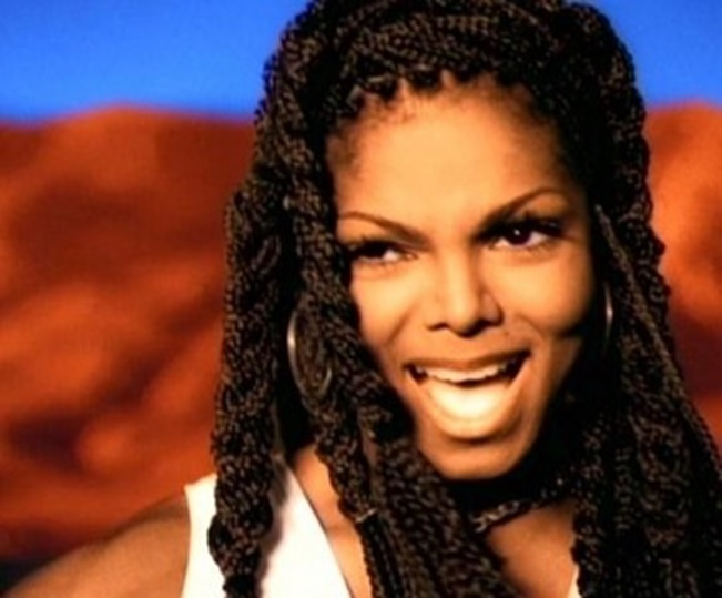 Janet Jackson Feat  MC Lyte: You Want This (1994)