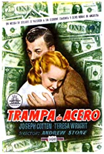 Watch online adults hollywood movies 2018 The Steel Trap [420p]
