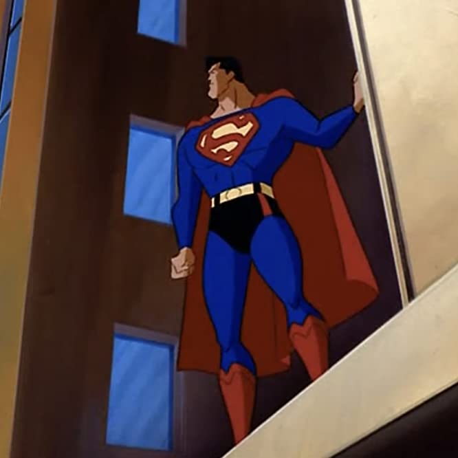 Superman: The Animated Series (1996)