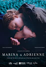 Marina and Adrienne Poster