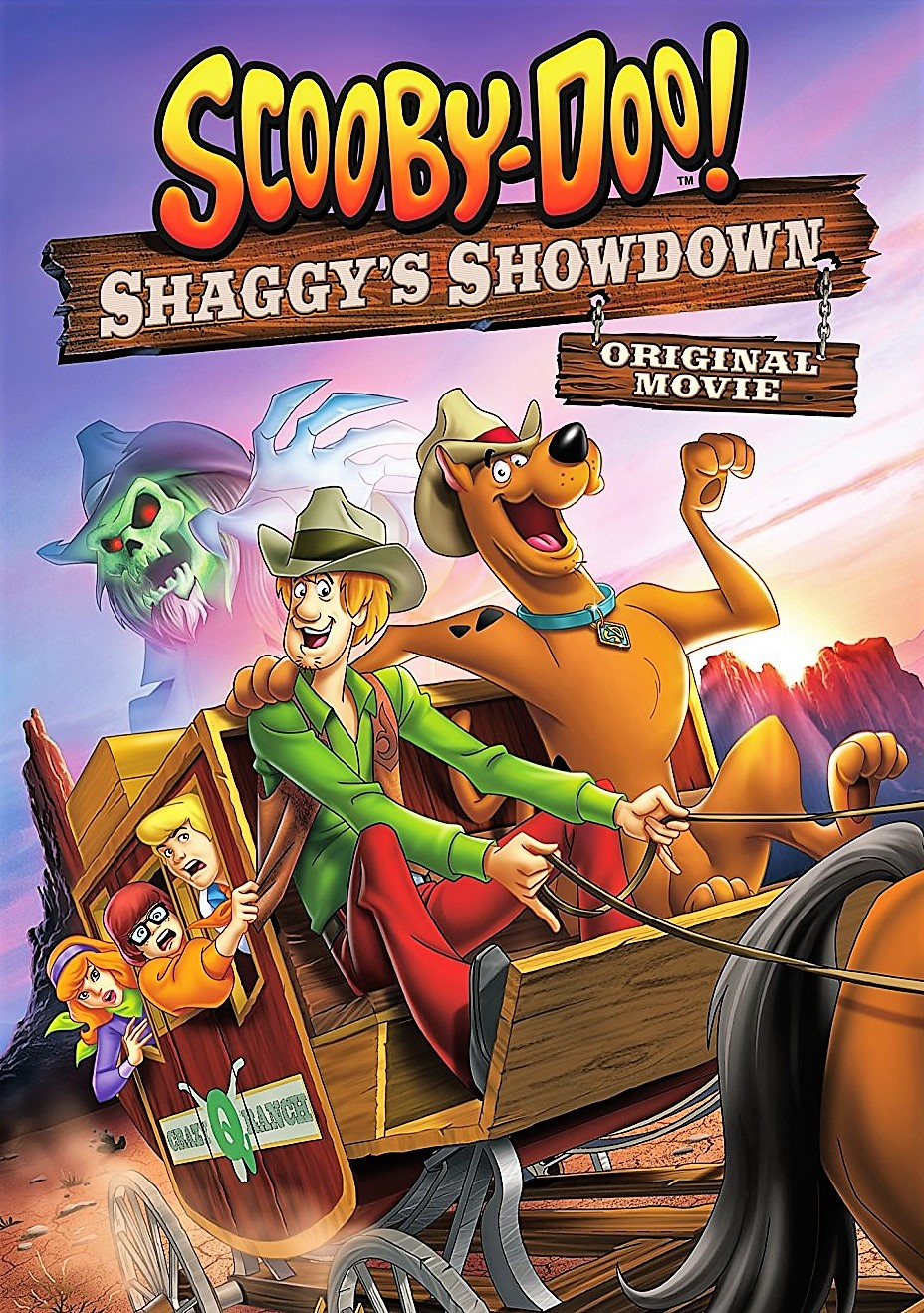 Scooby-Doo! Shaggy's Showdown (Video 2017) - IMDb