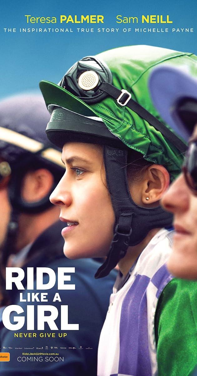 Watch Full HD Movie Ride Like a Girl (2019)