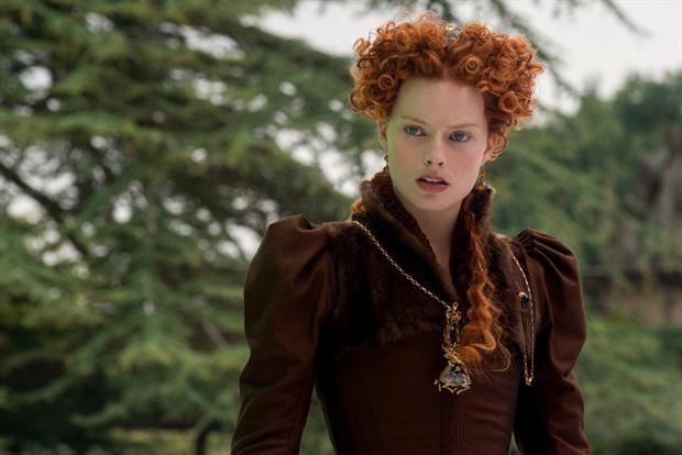 Margot Robbie in Mary Queen of Scots (2018)