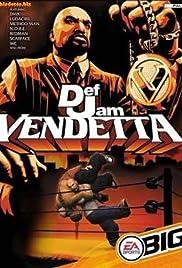 Def Jam Vendetta Poster