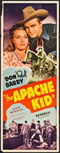 Watch full movie downloads The Apache Kid USA [480x360]