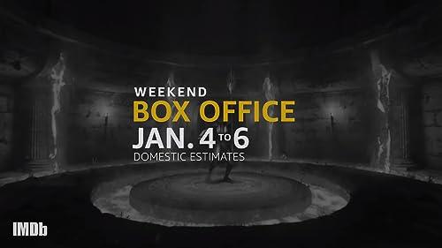 Weekend Box Office: Jan. 4 to 6