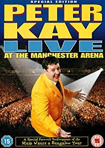 Watch hot hollywood movies list Peter Kay: Live at the Manchester Arena by Peter Kay [iPad]