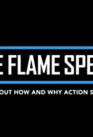 Blue Flame Special Poster