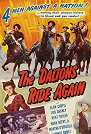 The Daltons Ride Again Poster