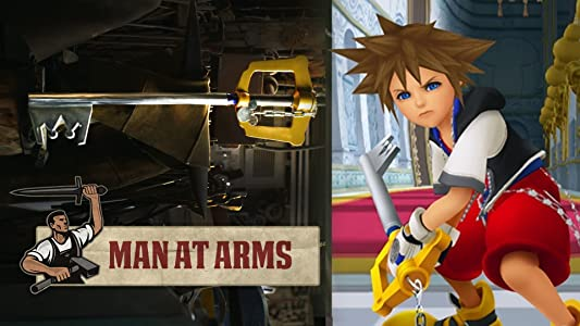 Building Sora's Keyblade: Kingdom Hearts