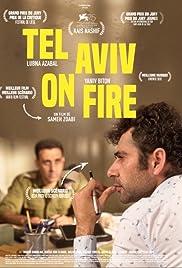 Filmas Liepsnojantis Tel Avivas (2018)