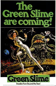 MP4 downloaded movies The Green Slime Edward Bernds [720x320]