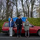 Michiel Huisman, Samuel Bottomley, and Niamh Algar in The Last Right (2019)