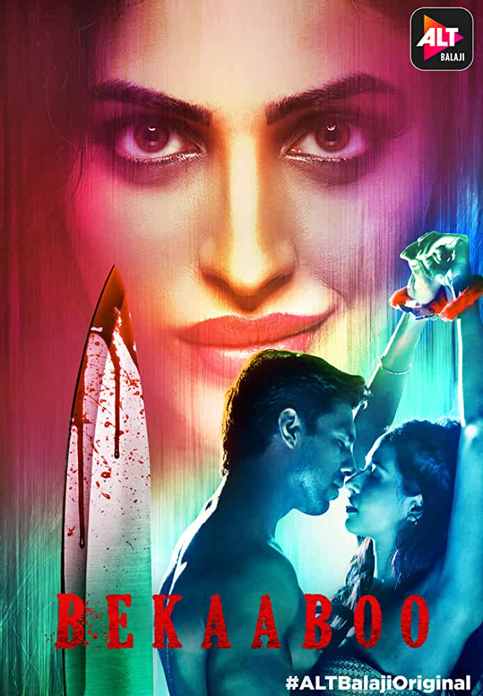 18+ Bekaaboo (2019) Hindi S01 Complete ALTBalaji Original Web Series 720p HDRip