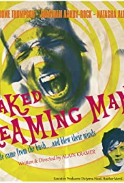The Naked Screaming Man Poster