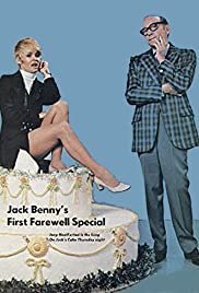 Jack Benny's First Farewell Special Poster