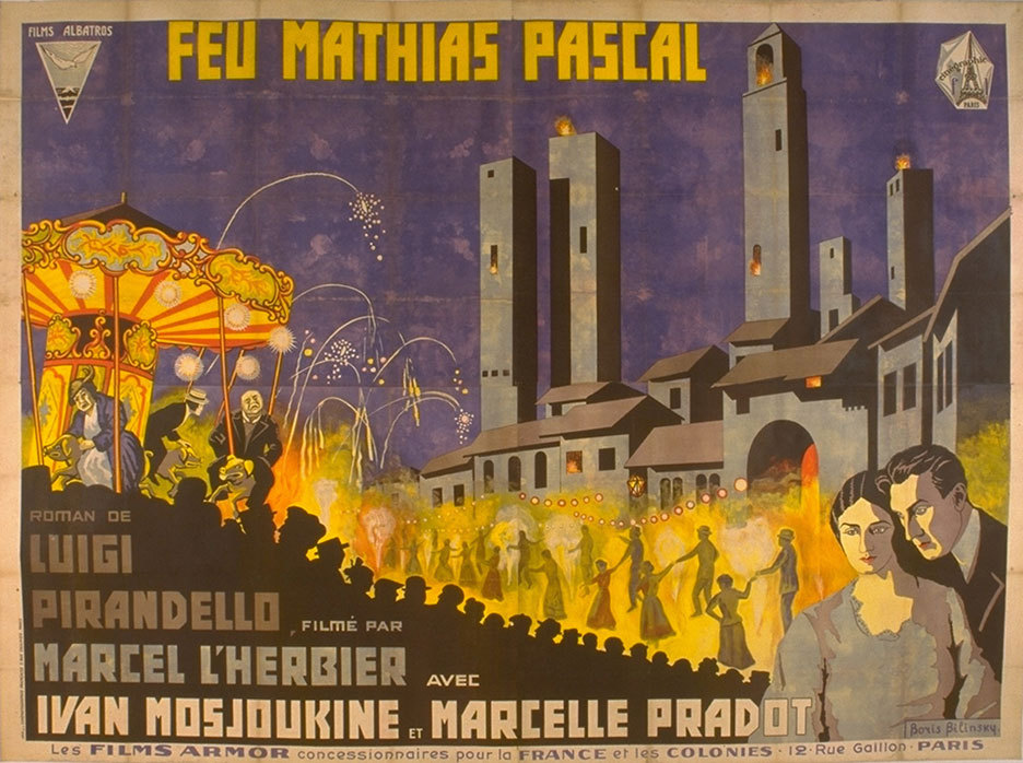 Feu Mathias Pascal (1926)