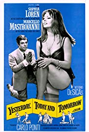 Yesterday, Today and Tomorrow Poster