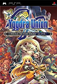 Yggdra Union: We'll Never Fight Alone Poster