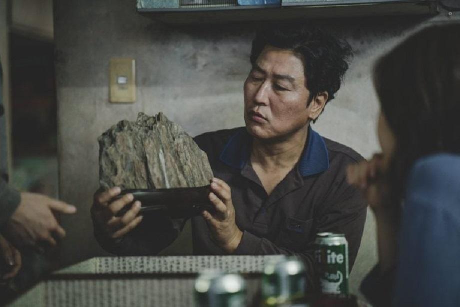 Kang-ho Song in Gisaengchung (2019)