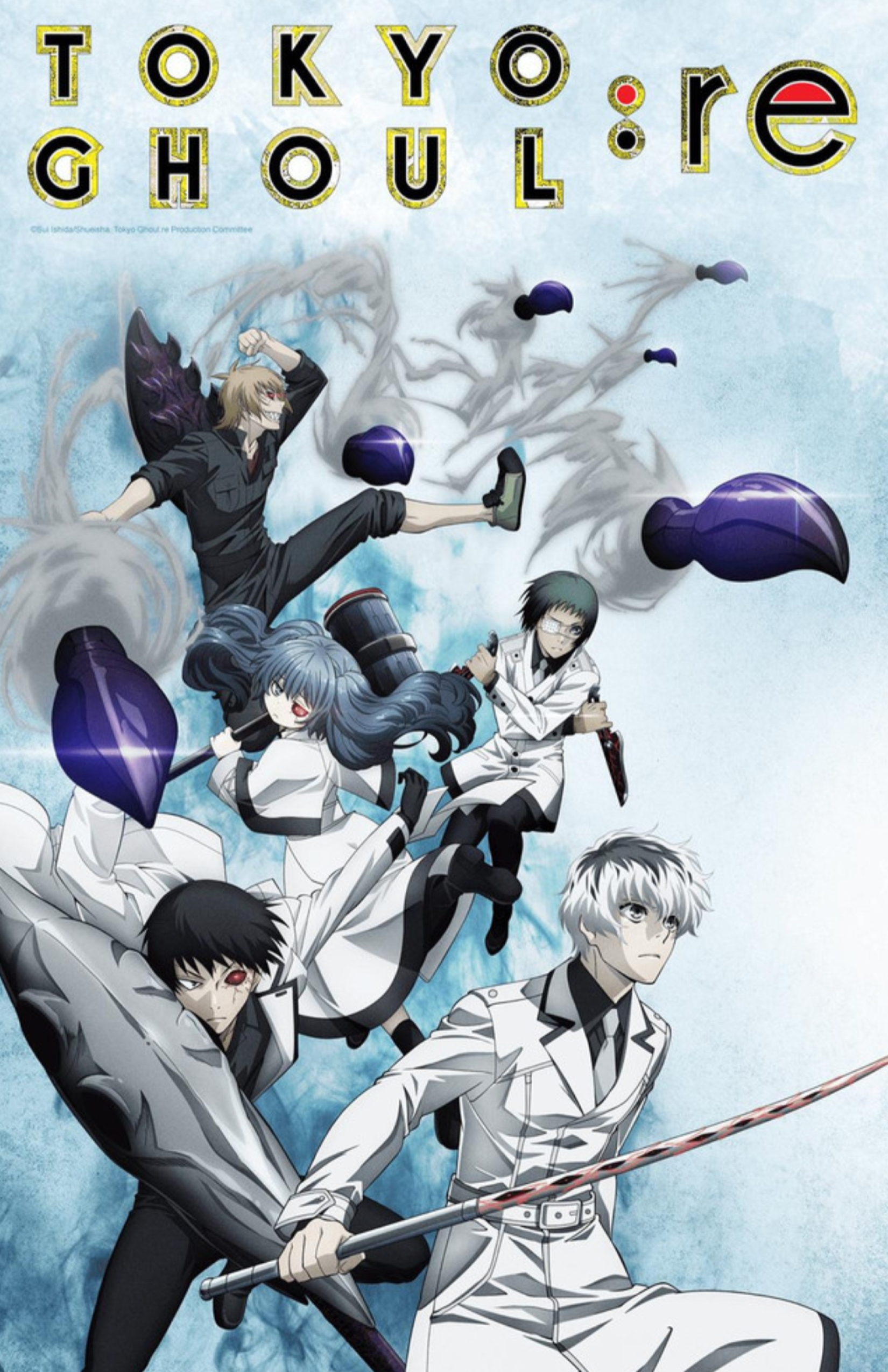 Tokyo Ghoul:re Subtitle Indonesia Batch Episode 01-12 END