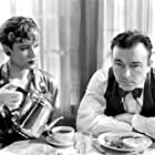 Robert Armstrong and Mae Clarke in Fast Workers (1933)
