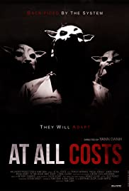 At All Costs Poster