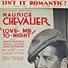 Maurice Chevalier in Love Me Tonight (1932)