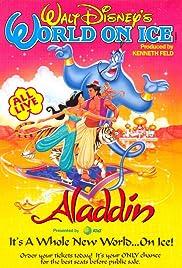 Aladdin on Ice Poster