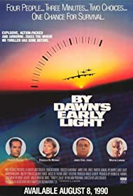 Rebecca De Mornay, James Earl Jones, Powers Boothe, and Martin Landau in By Dawn's Early Light (1990)