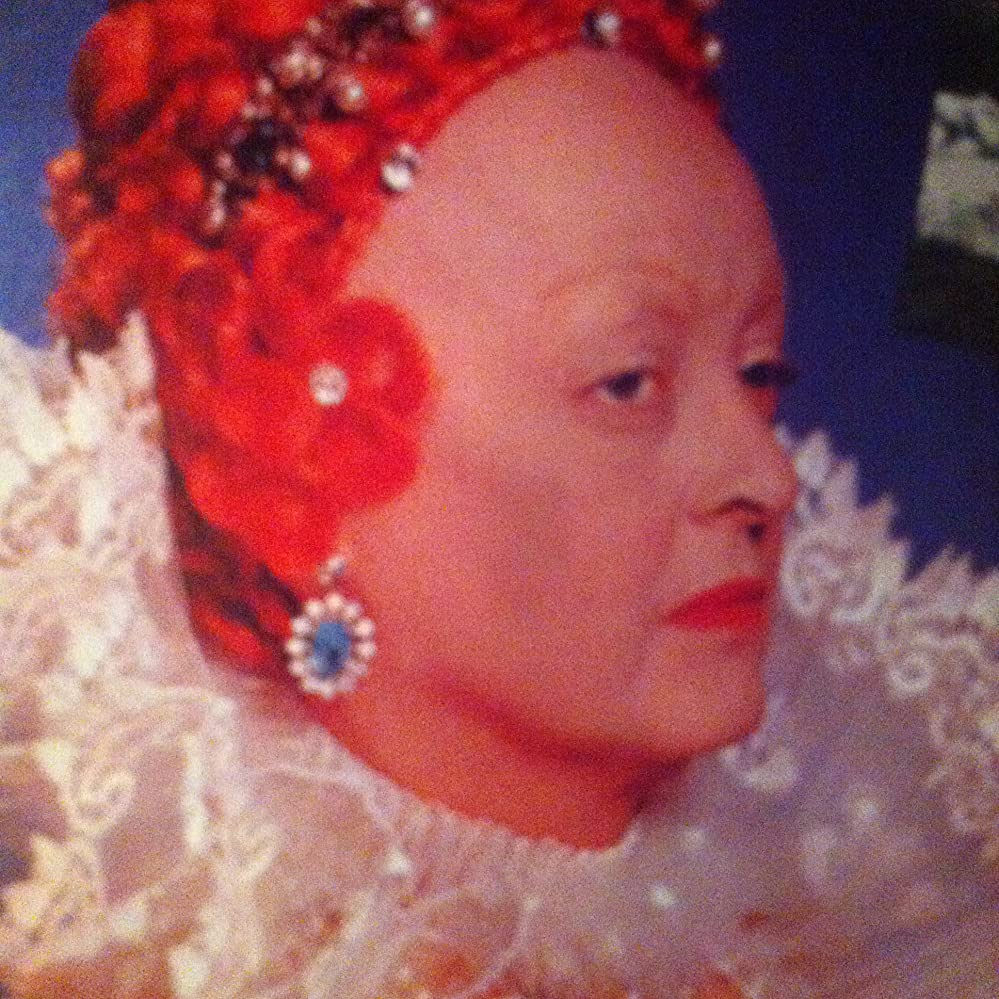 queen Bette davis virgin