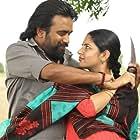 M. Sasikumar and Nikhila Vimal in Kidaari (2016)