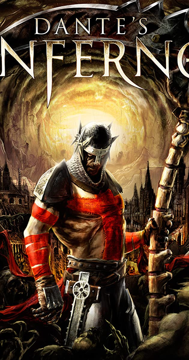 Dante S Inferno Video Game 2010 Imdb