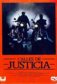 Streets of Justice Poster