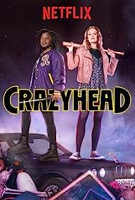 Susan Wokoma and Cara Theobold in Crazyhead (2016)
