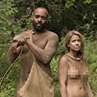 Jermaine Jackson and Teal Bulthuis in Naked and Afraid (2013)