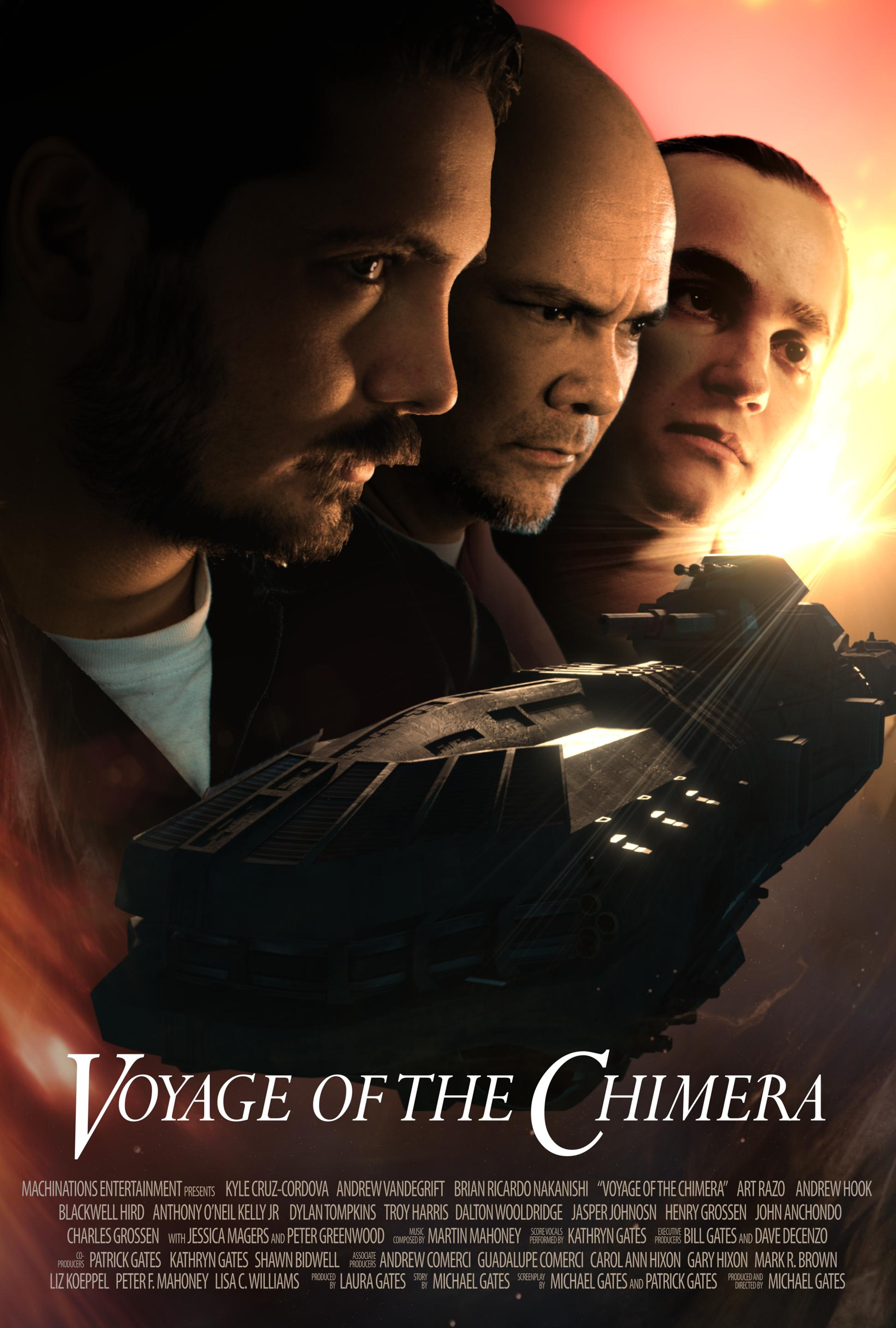Voyage of the Chimera hd on soap2day