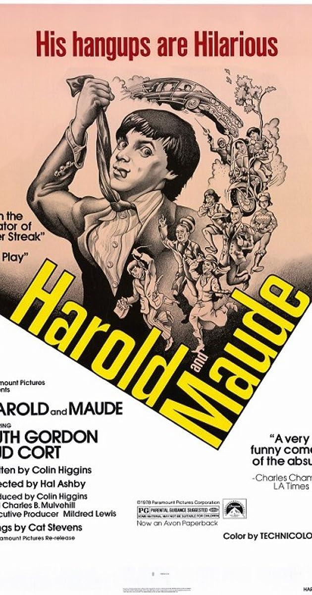 Harold And Maude 1971 Imdb